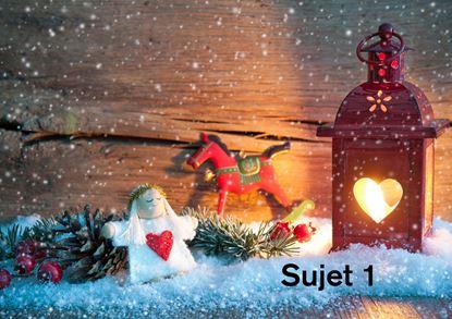 Bild von Weihnachtskarten A5