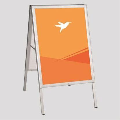 Bild von Kundenstopper für Plakate im Format A1