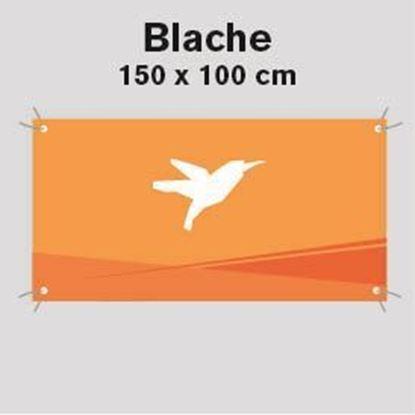Bild von Blache, 150 x 100 cm
