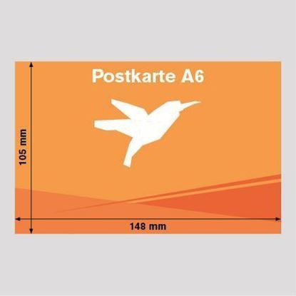 Bild von Postkarte DIN-A6