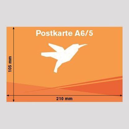 Bild von Postkarte DIN-A6/5