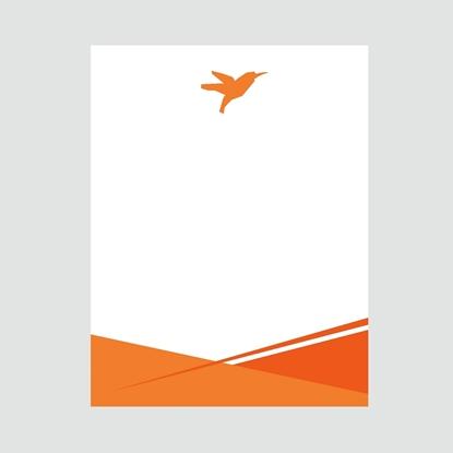 Bild von Briefpapier mit Pantone